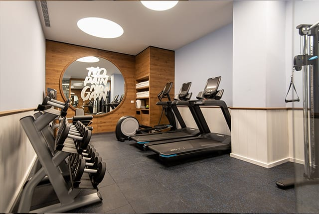Gym & Treatment room