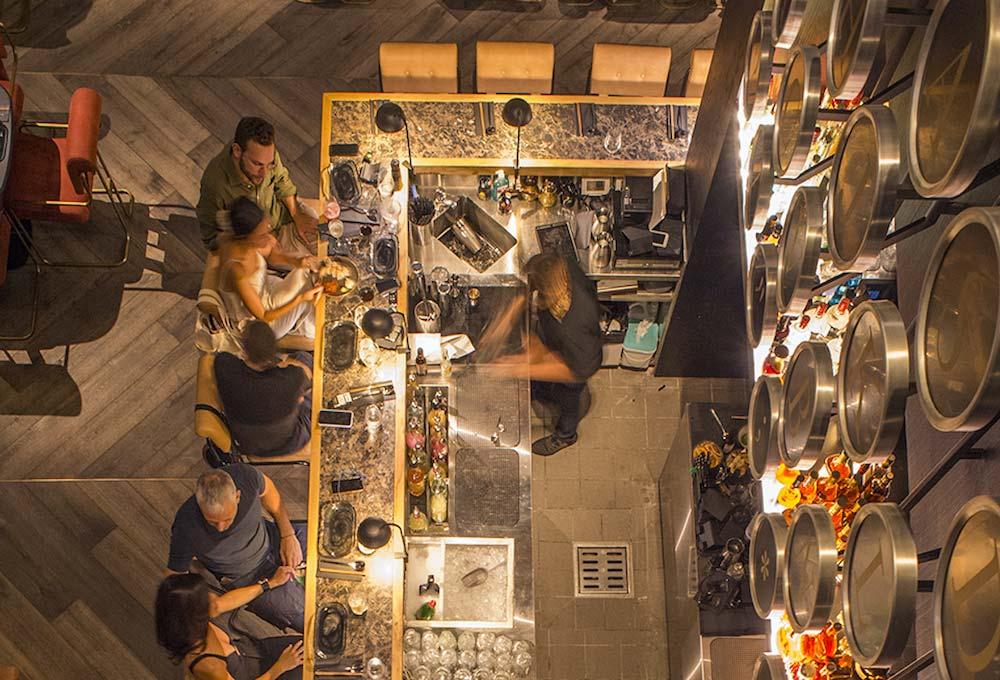 INK Hotel // Bar Restaurant